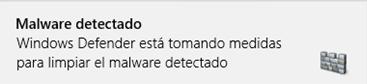 windows 8 windows defender virus detectado