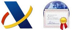 certificado hacienda